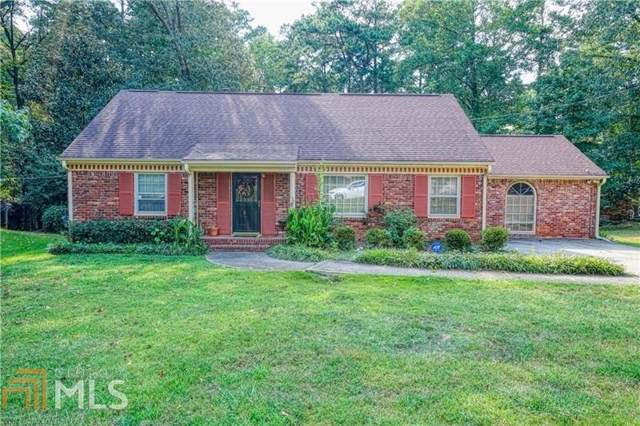 4541 Hopewell Rd, College Park, GA 30337 (MLS #8658644) :: The Heyl Group at Keller Williams