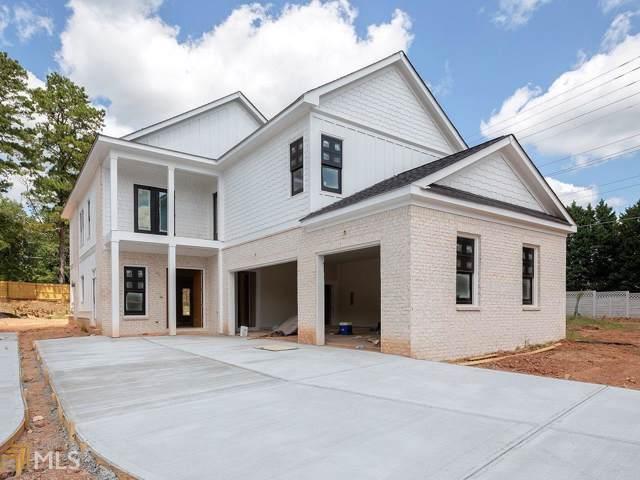 906 Edmond Oaks Dr, Marietta, GA 30067 (MLS #8658691) :: The Heyl Group at Keller Williams