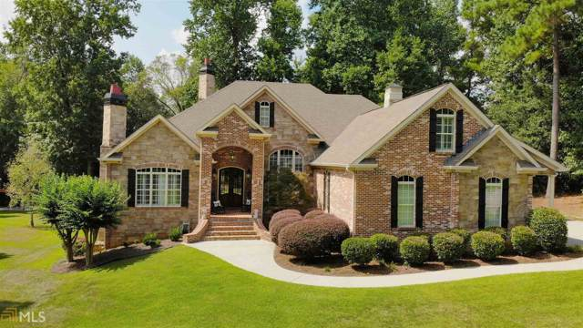 100 Old Lees Mill Rd, Fayetteville, GA 30214 (MLS #8658902) :: The Realty Queen Team