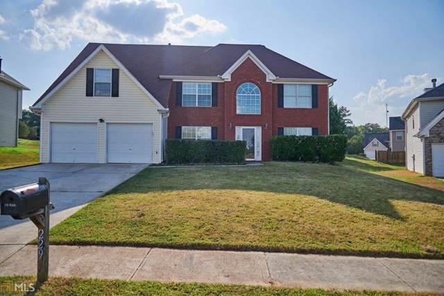 229 Baltimore Ave #158, Stockbridge, GA 30281 (MLS #8658908) :: Athens Georgia Homes