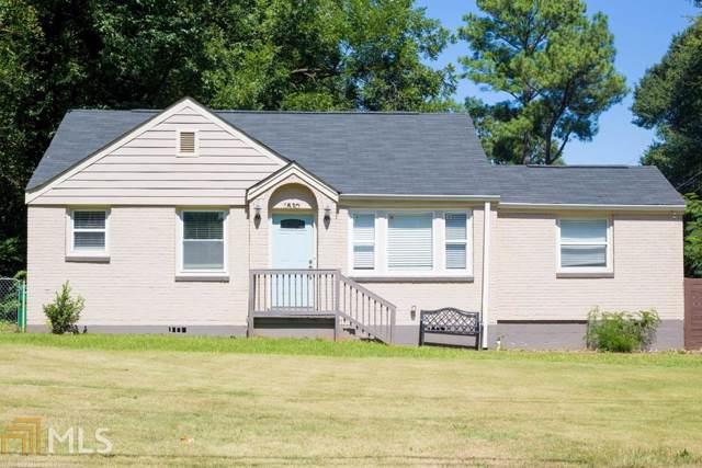 1530 Columbia Dr, Decatur, GA 30032 (MLS #8659365) :: RE/MAX Eagle Creek Realty