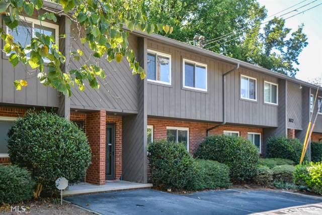 1612 Briarcliff, Atlanta, GA 30306 (MLS #8659423) :: The Heyl Group at Keller Williams