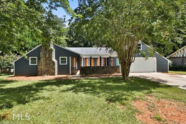 2211 Honeybee Creek Drive, Griffin, GA 30224 (MLS #8659432) :: Bonds Realty Group Keller Williams Realty - Atlanta Partners