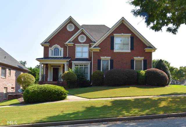 6001 Spalding Park Pl, Peachtree Corners, GA 30092 (MLS #8659495) :: The Heyl Group at Keller Williams