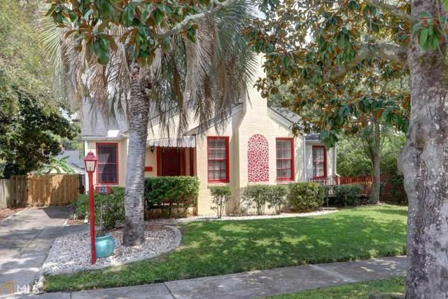 320 E 55th St, Savannah, GA 31405 (MLS #8659507) :: The Stadler Group