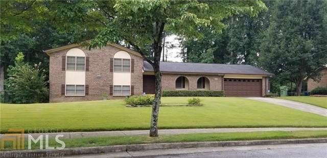 2694 Peyton Woods Trl, Atlanta, GA 30311 (MLS #8659563) :: The Heyl Group at Keller Williams