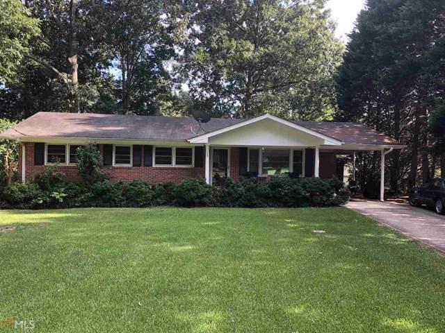 122 Pine Avenue, Griffin, GA 30224 (MLS #8659695) :: Bonds Realty Group Keller Williams Realty - Atlanta Partners
