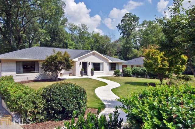 950 Wildwood Rd, Atlanta, GA 30306 (MLS #8659715) :: Rettro Group