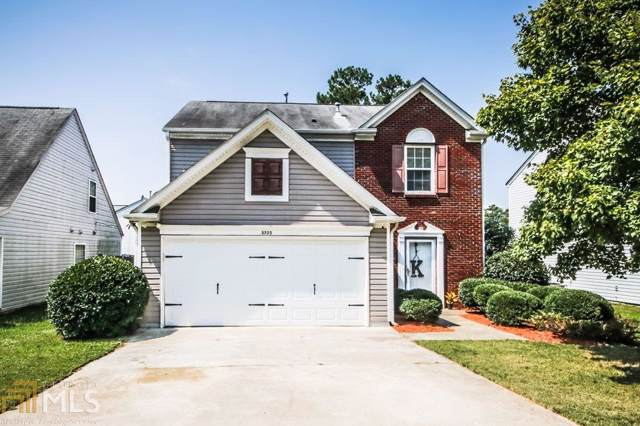 5725 Sable Glen Rd, Atlanta, GA 30349 (MLS #8659765) :: The Heyl Group at Keller Williams
