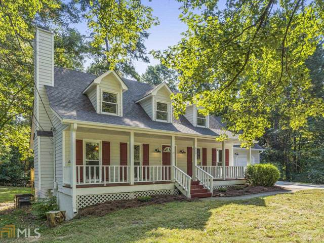 822 Pine Ridge Drive, Stone Mountain, GA 30087 (MLS #8659872) :: Anita Stephens Realty Group