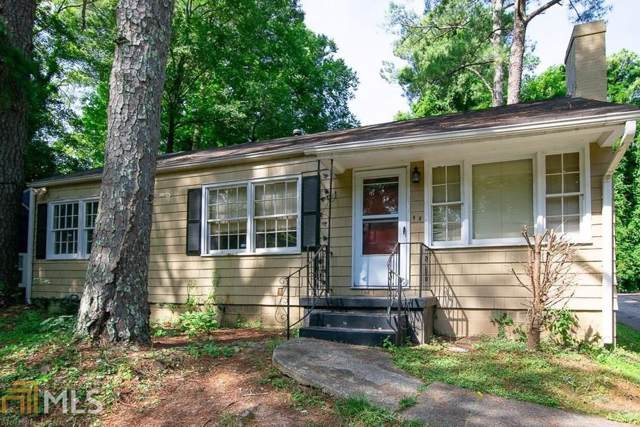 1586 Kenmore Street Sw, Atlanta, GA 30311 (MLS #8659929) :: Buffington Real Estate Group