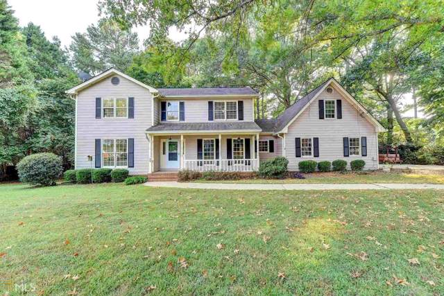 637 Mallory Ct, Stone Mountain, GA 30087 (MLS #8659975) :: Buffington Real Estate Group