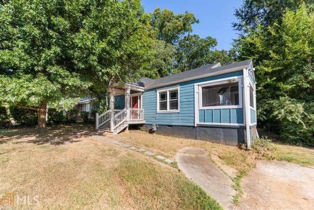 1578 May Ave, Atlanta, GA 30316 (MLS #8660028) :: Bonds Realty Group Keller Williams Realty - Atlanta Partners