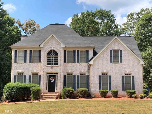5551 Turnstone Dr Sw, Conyers, GA 30094 (MLS #8660060) :: Bonds Realty Group Keller Williams Realty - Atlanta Partners