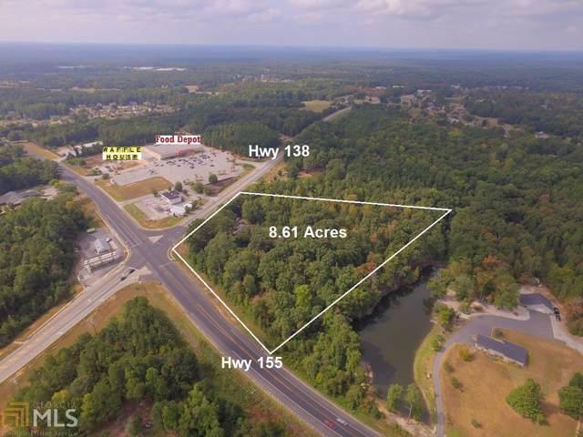 2637 E Hwy 138, Stockbridge, GA 30281 (MLS #8660242) :: Royal T Realty, Inc.
