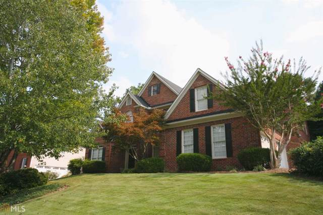 4586 Willow Oak Trl, Powder Springs, GA 30127 (MLS #8660264) :: Buffington Real Estate Group