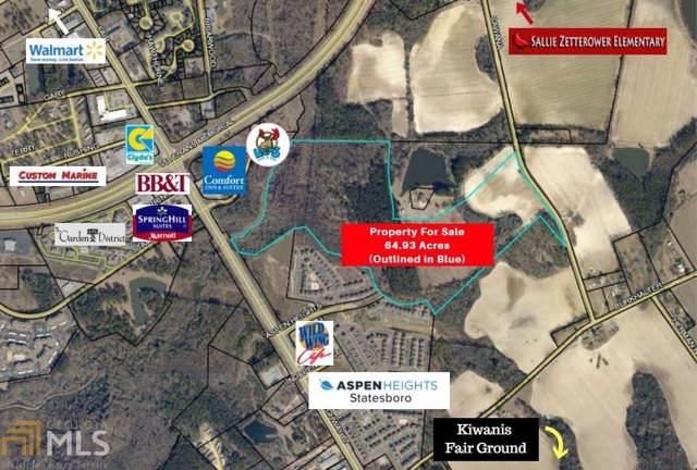 0 Cawana Rd, Statesboro, GA 30458 (MLS #8660336) :: The Durham Team