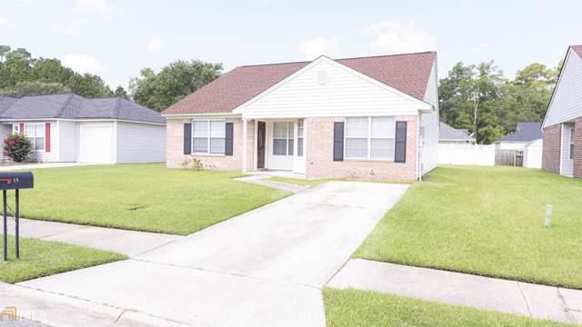 15 Soling Avenue, Savannah, GA 31419 (MLS #8660344) :: The Stadler Group