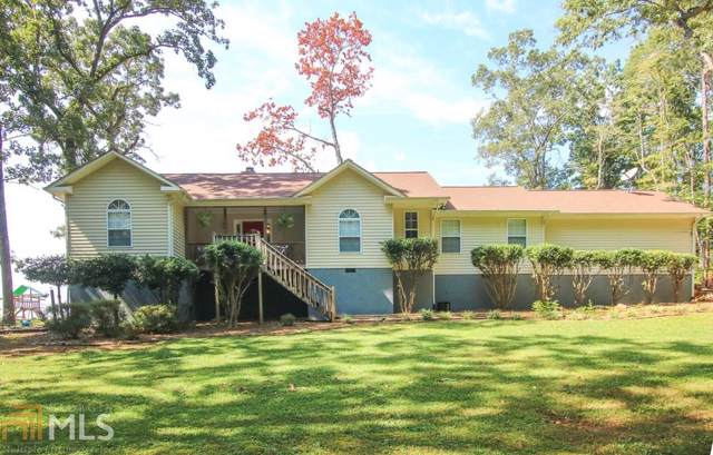 227 Mountain Springs Dr, Clarkesville, GA 30523 (MLS #8660352) :: Buffington Real Estate Group