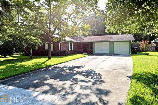 216 King Cotton Rd, Brunswick, GA 31525 (MLS #8660361) :: The Heyl Group at Keller Williams