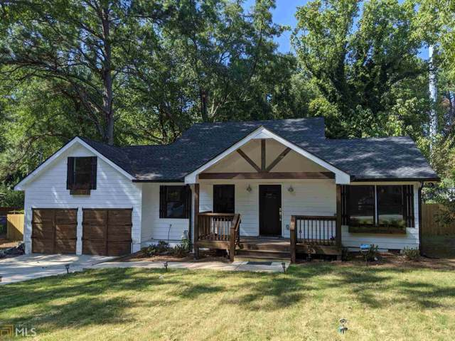 2512 Mcafee Rd, Decatur, GA 30032 (MLS #8660432) :: RE/MAX Eagle Creek Realty