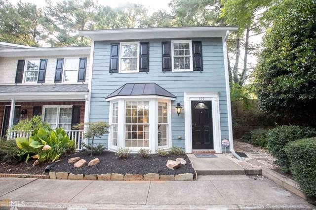 100 Courtyard Ter, Roswell, GA 30075 (MLS #8660451) :: Rettro Group