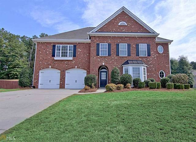 5 Colonial Ct, Senoia, GA 30276 (MLS #8660485) :: Rettro Group