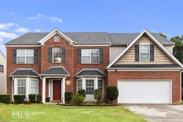 6321 Polar Fox Court, Riverdale, GA 30296 (MLS #8660550) :: The Heyl Group at Keller Williams