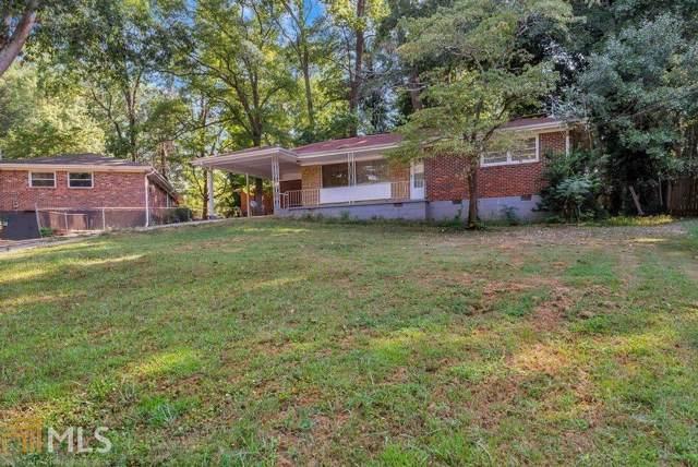 2186 Barbara Ln, Decatur, GA 30032 (MLS #8660752) :: RE/MAX Eagle Creek Realty