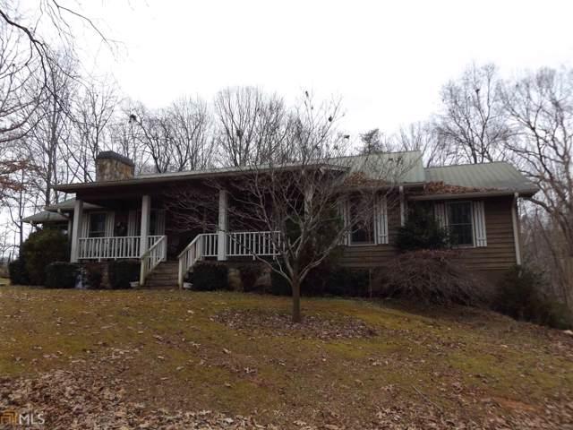 575 Alleys Chapel Rd, Clarkesville, GA 30523 (MLS #8660757) :: Buffington Real Estate Group