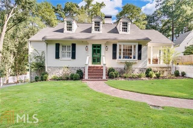 623 Longwood Dr, Atlanta, GA 30305 (MLS #8660974) :: RE/MAX Eagle Creek Realty