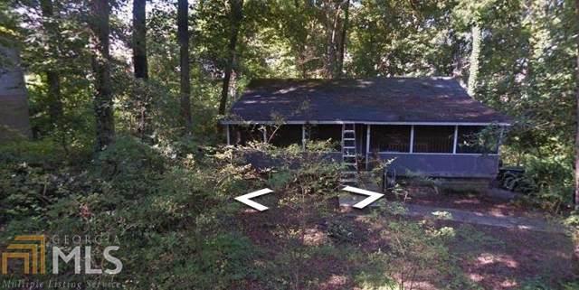 50 Pineridge Rd, Smyrna, GA 30080 (MLS #8661143) :: The Heyl Group at Keller Williams