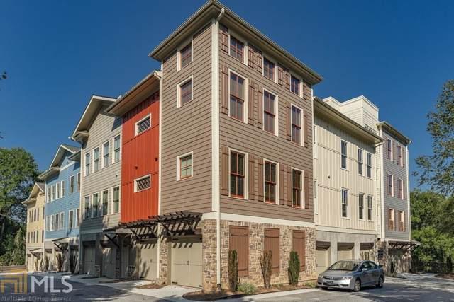 1628 NE Briarcliff Road #17, Atlanta, GA 30306 (MLS #8661238) :: The Heyl Group at Keller Williams
