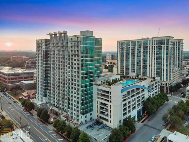 250 Pharr Rd #1805, Atlanta, GA 30305 (MLS #8661253) :: Team Cozart