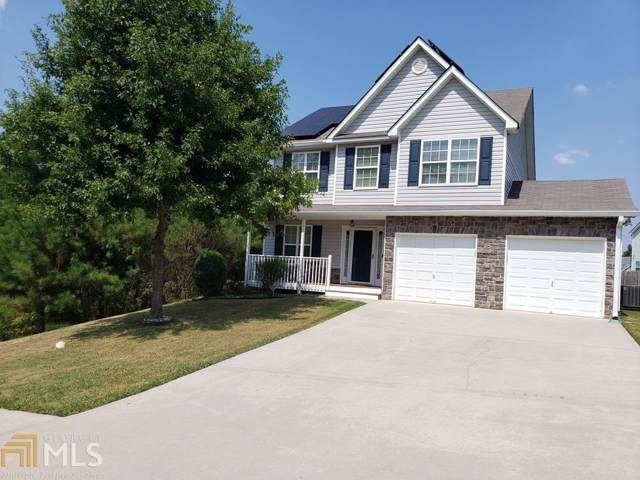 7204 Sanctuary Street, Fairburn, GA 30213 (MLS #8661273) :: The Heyl Group at Keller Williams