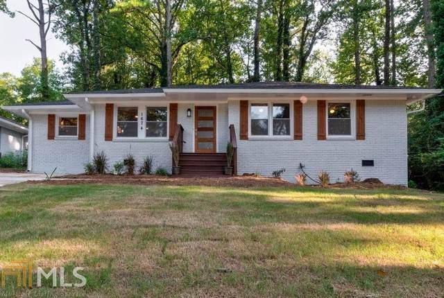 1674 Carter Rd, Decatur, GA 30032 (MLS #8661309) :: RE/MAX Eagle Creek Realty