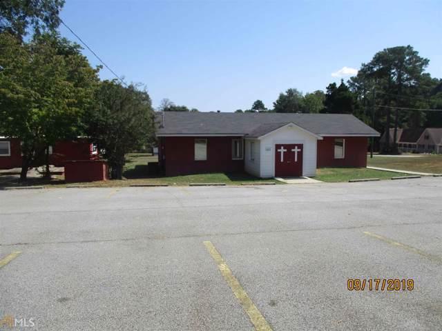 10 Morningside, Newnan, GA 30263 (MLS #8661339) :: Rettro Group