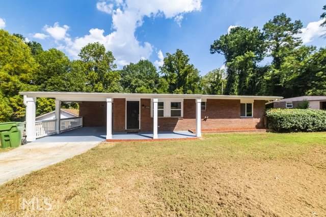 2960 Level Ridge Road Se, Atlanta, GA 30354 (MLS #8661383) :: Rettro Group
