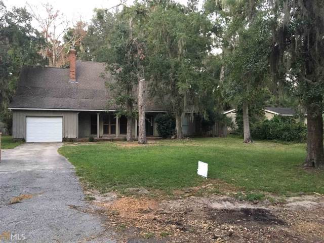 36 Point Peter Place, Saint Marys, GA 31558 (MLS #8661399) :: The Heyl Group at Keller Williams