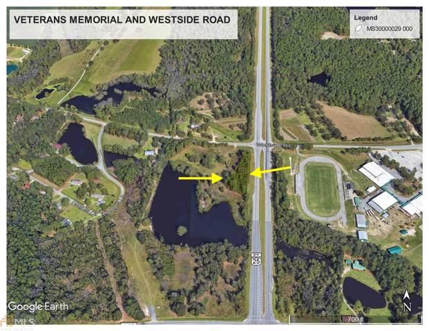 0 Veterans Memorial And Westside Rd, Statesboro, GA 30458 (MLS #8661403) :: The Durham Team