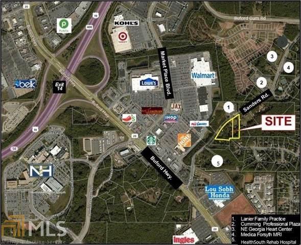 1075 Sanders Rd, Cumming, GA 30041 (MLS #8661437) :: The Heyl Group at Keller Williams