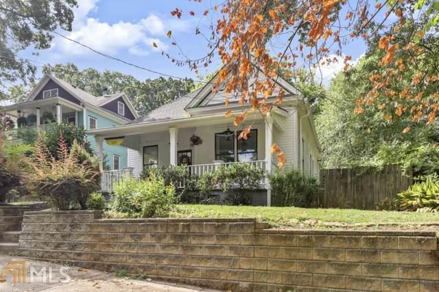 309 SE Pavillion St, Atlanta, GA 30315 (MLS #8661439) :: Rettro Group