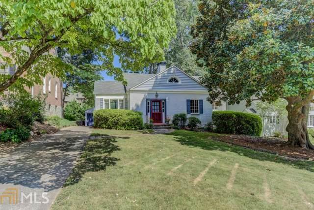 404 Princeton Way, Atlanta, GA 30307 (MLS #8661475) :: RE/MAX Eagle Creek Realty