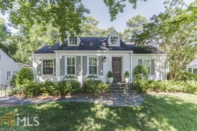 1854 Greystone Rd, Atlanta, GA 30318 (MLS #8661493) :: RE/MAX Eagle Creek Realty