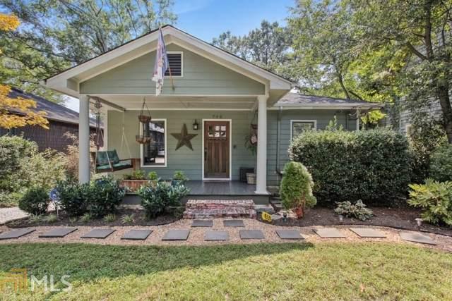 798 Verner Street Nw, Atlanta, GA 30318 (MLS #8661514) :: RE/MAX Eagle Creek Realty