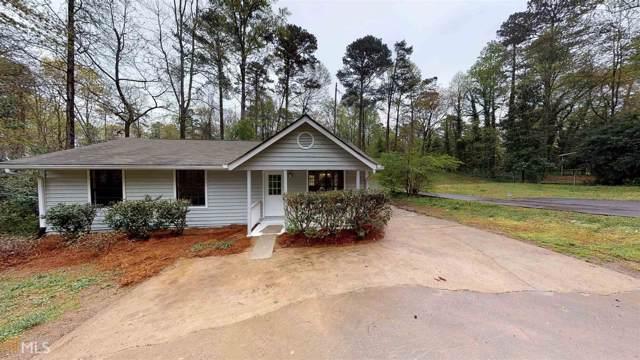 2830 S Lanier Beach Rd, Cumming, GA 30041 (MLS #8661625) :: Athens Georgia Homes