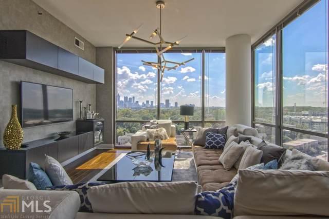 270 17th St #1213, Atlanta, GA 30308 (MLS #8661826) :: Buffington Real Estate Group