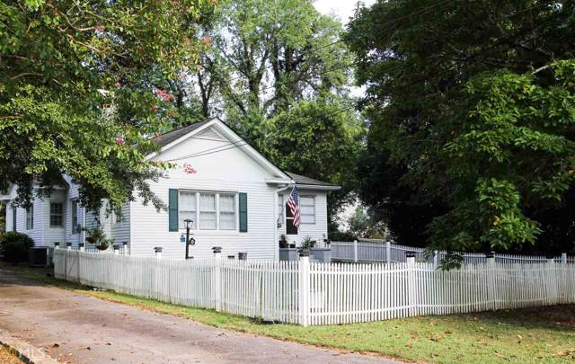 184 Lake Forest Dr, Elberton, GA 30635 (MLS #8661849) :: The Heyl Group at Keller Williams