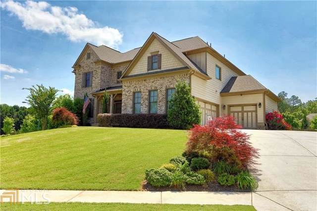 1368 Sutters Pond Drive Nw, Kennesaw, GA 30152 (MLS #8661885) :: The Heyl Group at Keller Williams
