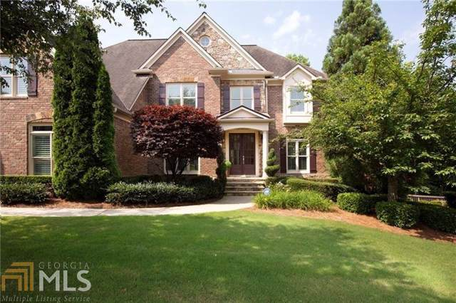 414 Greyfield Drive, Canton, GA 30115 (MLS #8661906) :: The Realty Queen Team